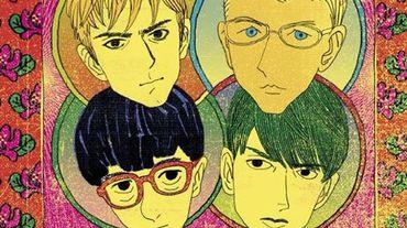 """La couverture de l'album """"Travel To Honk Kong With Blur"""" du dessinateur Kongkee"""
