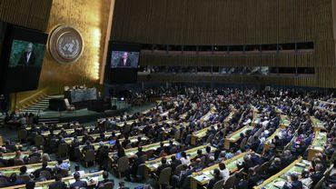 En dehors des grands discours de l'Assemblée, la diplomatie de couloir porte aussi ses fruits, dit Éric David, professeur émérite de droit international à l'ULB.