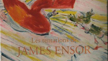 """""""Les tentations de James Ensor"""""""
