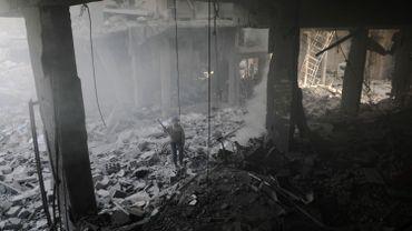 Conflit en Syrie: 36 combattants pro-régime tués dans une attaque de l'EI à Damas