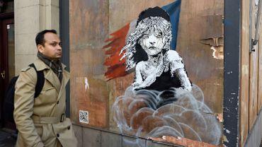 Une nouvelle oeuvre de Banksy apparaît à Londres