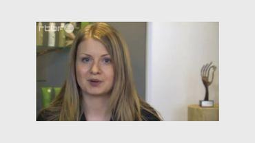 Lotte Tisenkopfa est à la tête d'une PME de 65 personnes qui n'a pas souffert de la crise