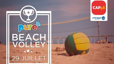 Le Beach Volley de Pure