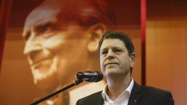 Tom Meeuws sera en seconde position sur la liste SP.A pour les prochaines élections communales.