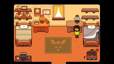Toby Fox joue la carte du mystère pour la sortie de Deltarune, son nouveau jeu dans l'univers d'Undertale