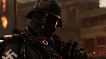 Capture du trailer de Wolfenstein II : The New Colossus