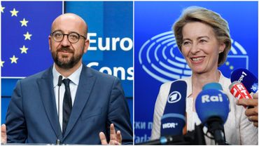 """""""Combien gagne le président du Conseil européen ?"""" question la plus posée sur Google cette semaine"""