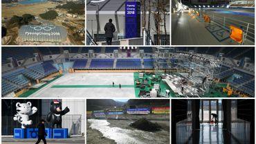 Un an après, un silence assourdissant sur les sites des JO de Pyeongchang