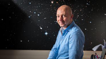 André Füzfa, astrophysicien et mathématicien, professeur à l'UNamur