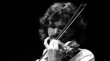 """Le Belge Tcha Limberger, également connu comme le """"roi de la musique gitane"""", accompagnera le Kamao Quartet lors des Djangofollies."""