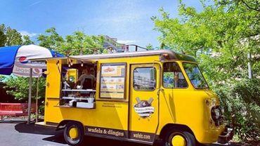 Ces Belges qui font nos destinations de vacances: Des foodtruck de gaufres (New York)