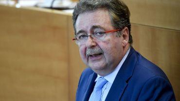 C'est déjà le troisième chef de cabinet de la législature pour Rudi Vervoort.