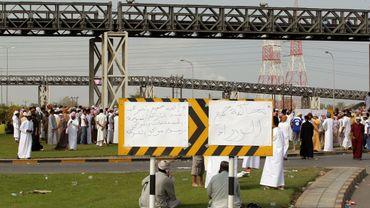 Oman: des manifestants bloquaient le port de Sohar