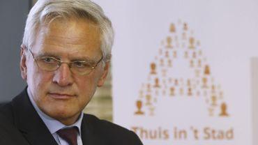 Le vice-premier ministre attend les futures déclarations de Carles Puigdemont.