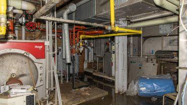 Une mise en conformité de l'ensemble des installations techniques est prévue