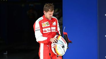 Ferrari admet que Sebastian Vettel a pris un pari audacieux