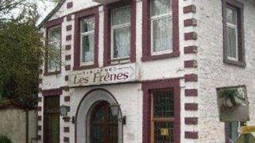 """La résidence """"Les Frênes"""", à Profondeville."""