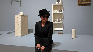 Yoko Ono, 83 ans, a été brièvement hospitalisée à New York le week-end dernier pour des symptômes grippaux
