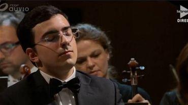 Alberto Ferro au Festival Musiq'3 - Portrait du Prix du public du Concours Reine Elisabeth