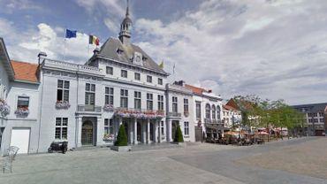 La Grand-Place de Renaix