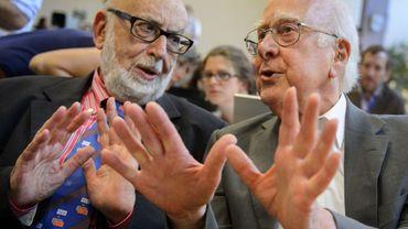 François Englert et Peter Higgs ont assisté à la validation par l'expérience de ce qu'ils avaient théorisé il y a près de 50 ans