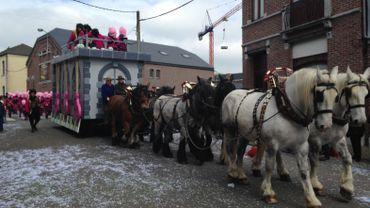 A Herve, la cavalcade est une fête de carnaval incontournable dans la région.