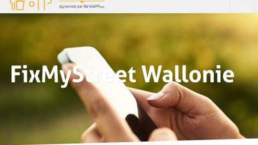 Une application, pour une Wallonie plus propre
