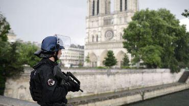 L'assaillant djihadiste de l'attaque devant Notre-Dame en2017 est condamné à 28 ans de prison