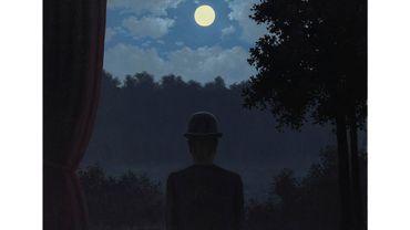 """Le tableau de Magritte : """"À la rencontre du plaisir"""" a été vendu 22 millions d'euros."""