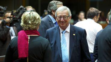 Commission européenne: rencontres en tête à tête avec Juncker