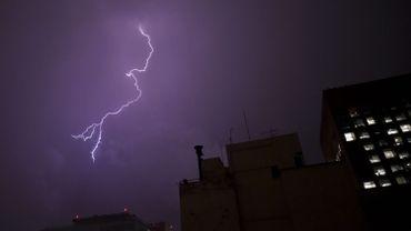 Les orages provoquent de nombreux dégâts en région liégeoise