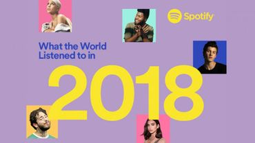 Drake est l'artiste le plus écouté de l'année sur Spotify