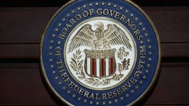 Le sceau de la Banque centrale américaine (Fed)