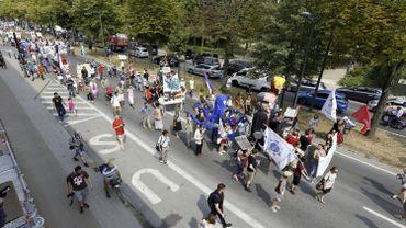 Toutes les manifestations interdites sur le territoire de Bruxelles ce dimanche