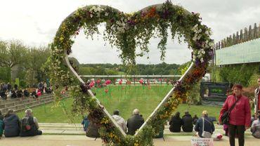 La ville de Nantes accueille depuis 1956 une prestigieuse manifestation florale qui a lieu tous les 5 ans