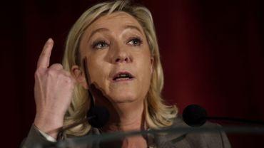 France: la justice ordonne un examen psychiatrique de Marine Le Pen, qui s'indigne