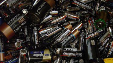 Les Bruxellois battent tous les records de collecte de piles usagées