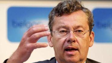 """Selon ces """"Panama Papers"""", l'ancien CEO de Belgacom Didier Bellens avait été le directeur de deux sociétés offshore implantées aux îles Vierges britanniques."""