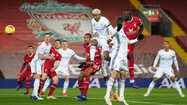Liverpool trop fort pour Tielemans et Leicester