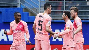 Messi a conclu sa saison par un doublé