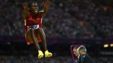Brittney Reese s'envole à 7,25 m