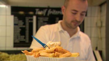Les pommes de terres n'ont pas la frites: elles sont plus chères et plus petites