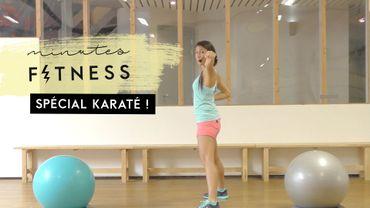 Minutes Fitness : du karaté à la sauce fitness