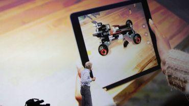 Le futur, c'est aussi dessiner en 3D grâce à la réalité augmentée