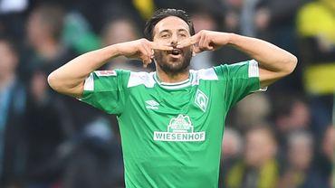 A 40 ans, Pizarro repart pour un tour avec le Werder, avant la retraite