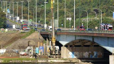 Bonne nouvelle: après 3 ans, les travaux du viaduc de Cheratte s'achèvent ce mois-ci