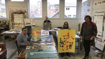 Trinkhall à Liège: le nouveau musée qui associe art et handicap mental ouvrira au printemps