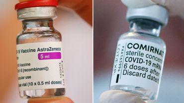 Coronavirus en Belgique : premières livraisons anticipées du vaccin Pfizer pour fin avril