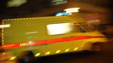 Les ambulances envoyées vers un autre hôpital pour permettre à l'hôpital débordé de faire face à l'afflux de malades