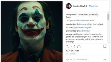 """Joaquin Phoenix rajoute son nom à la liste d'acteurs qui ont incarné l'ennemi de Batman, après Jared Leto dans """"Suicide Squad"""" ou encore Heath Ledger dans """"The Dark Knight""""."""